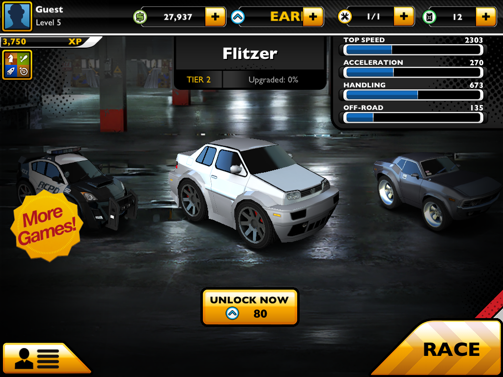 Nitro App Gaming Direct Iphone Games Android Previews Circuittypes Carselection