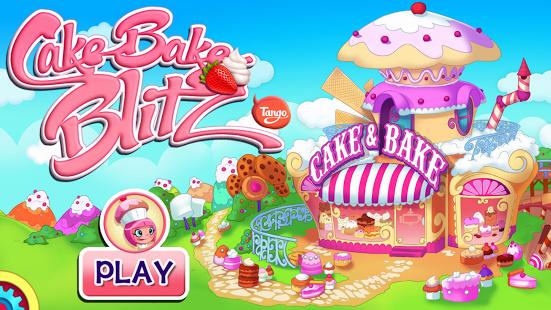 """Cake Bake Blitz: """"Step into into the kitchen as Katy ..."""